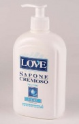 Love Soap Sapone Cremoso Natural